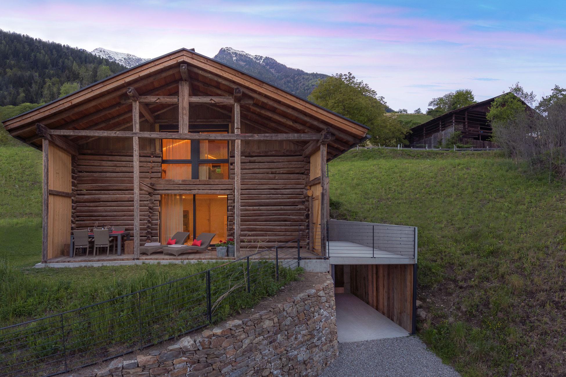 Ferienhaus im Stodl Passeier